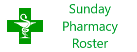 Sunday Pharmacy Roster Image Panel