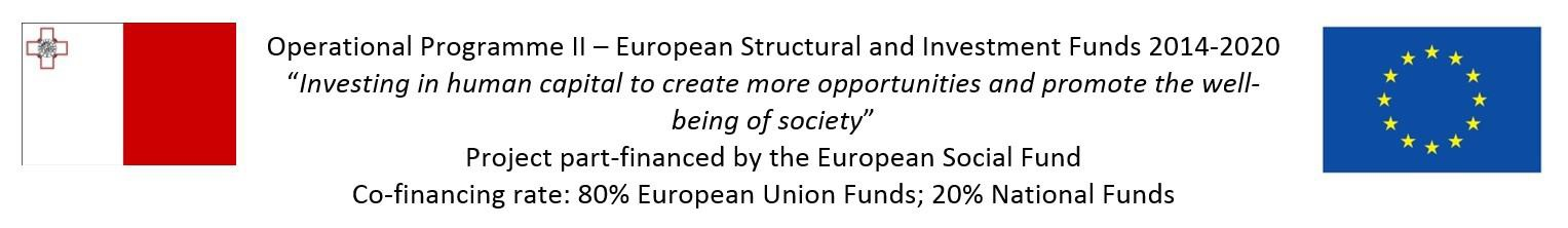 European Structural Funds Banner