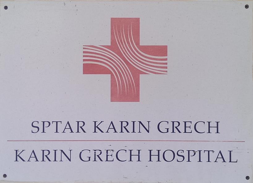 Karin Grech Rehabilitation Hospital Logo