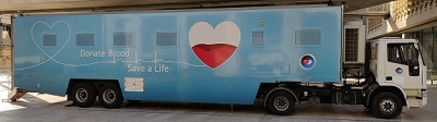 Mobile Blood Donation Unit