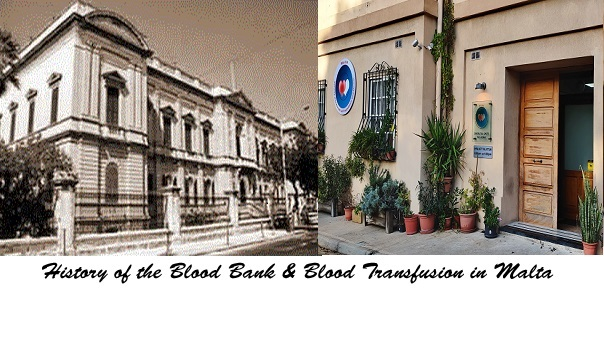 History of blood banking in Malta