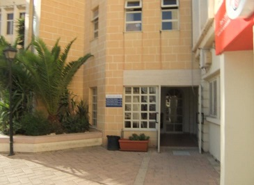 Image showing Mosta Health Centre entrance